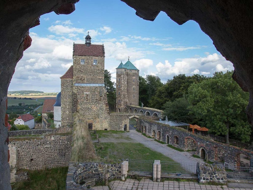 Stolpen Fortress Saxon Switzerland