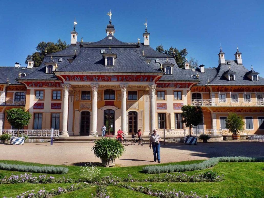 Pillnitz Castle Dresden