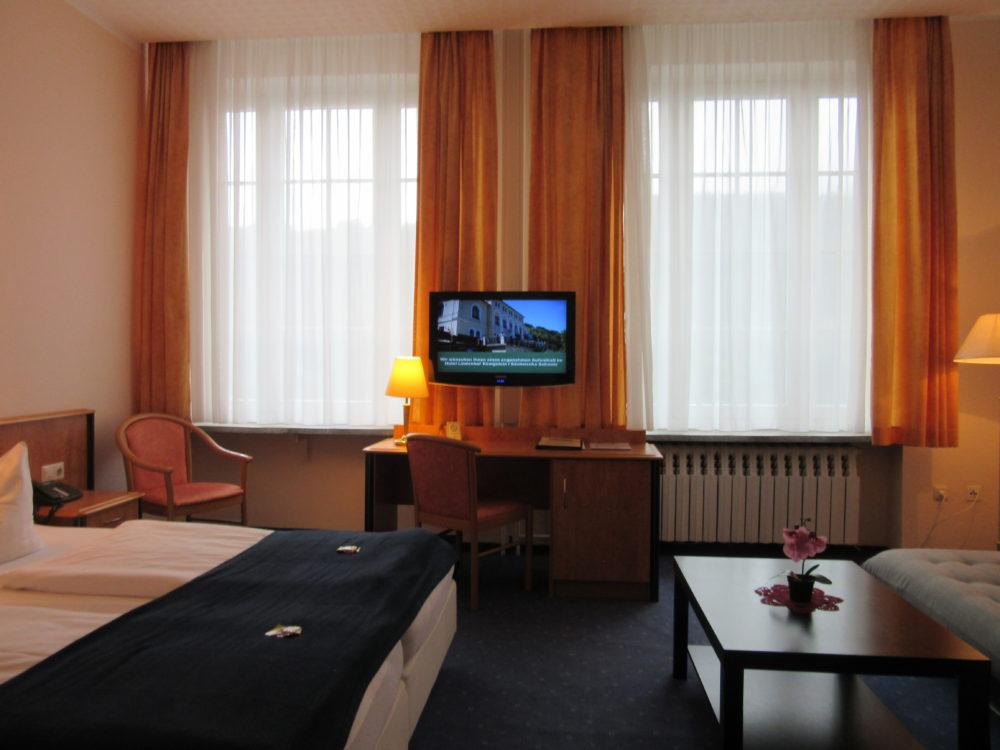 Doppelzimmer mit Aufbettungsmöglichkeit